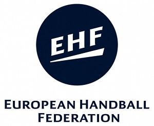 EHF logo Blue RGB