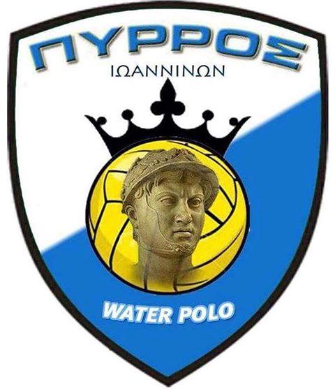 pyrros logo waterpolo