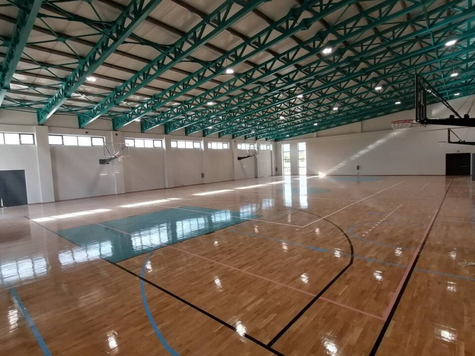 epirus arena basketball volleyball